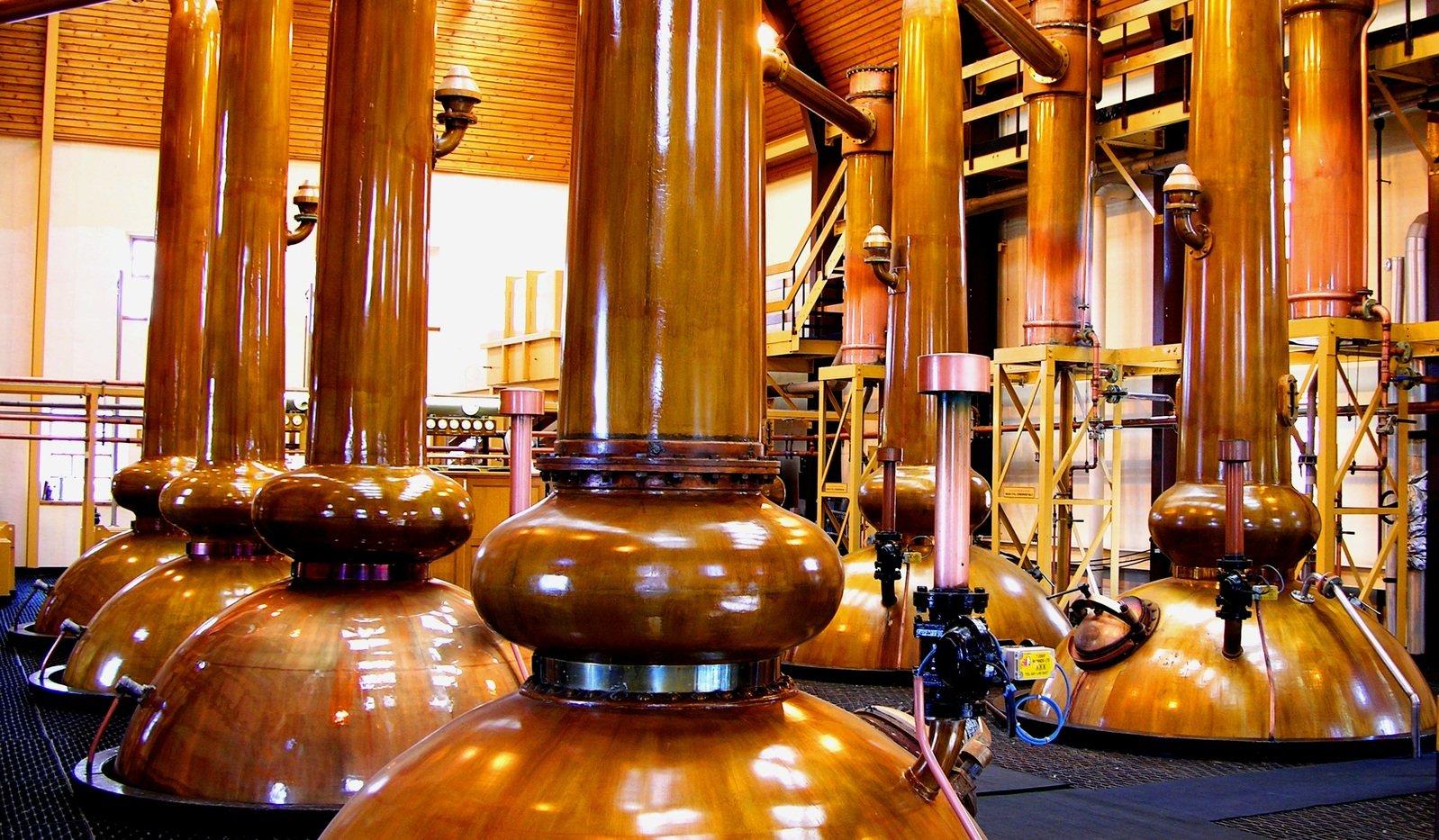 destilační zařizení