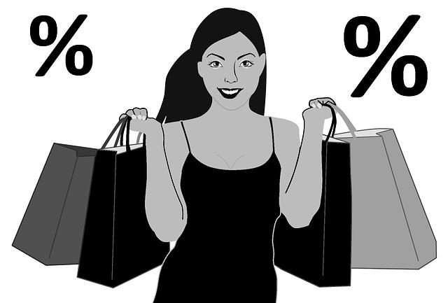 nákupy ve slevách