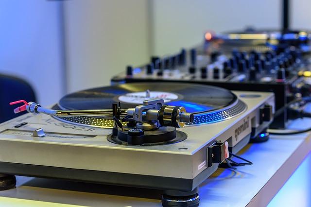 dj mixér