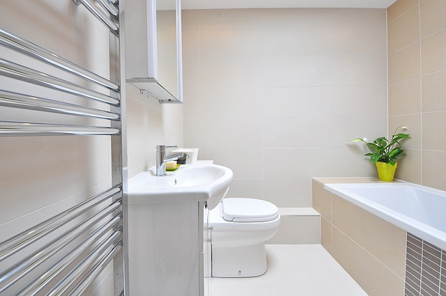 wc u umyvadla