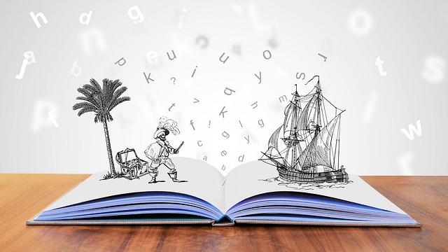 příběh piráta