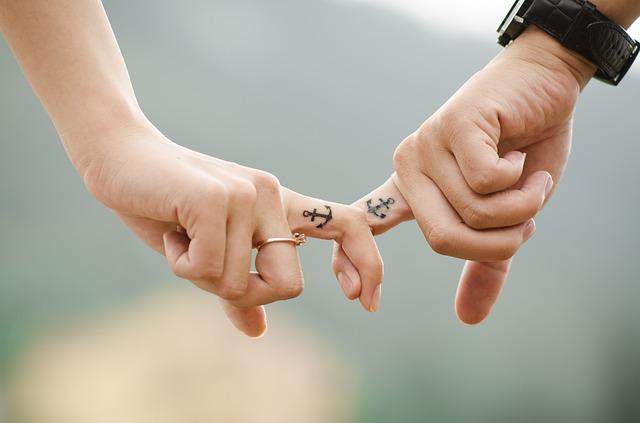 společné tetování